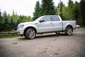2014 Ford F-150 Limited 6.2L Pickup Truck