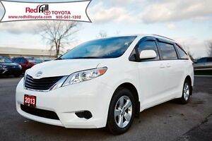 2013 Toyota Sienna LE 7 PASSENGER FWD