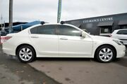 2010 Honda Accord 8th Gen MY10 VTi-L White 5 Speed Sports Automatic Sedan North Gosford Gosford Area Preview
