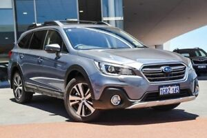 2018 Subaru Outback B6A MY18 2.5i CVT AWD Premium Platinum Grey 7 Speed Constant Variable Wagon Wangara Wanneroo Area Preview