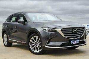 2018 Mazda CX-9 TC Azami SKYACTIV-Drive i-ACTIV AWD Grey 6 Speed Sports Automatic Wagon Osborne Park Stirling Area Preview