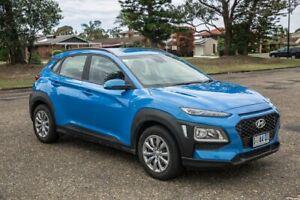 2019 Hyundai Kona OS.3 MY20 Go 2WD Blue 6 Speed Sports Automatic Wagon Port Macquarie Port Macquarie City Preview