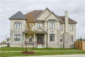 Absolutely Stunning  Corner Detached House W/4 BR's & 4 WR's