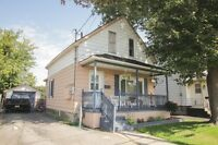 GREAT STARTER HOME OR INVESTMENT OPPORTUNITY- 813 York St