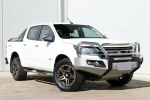 2016 Holden Colorado RG MY17 LTZ Pickup Crew Cab 4x2 White 6 Speed Sports Automatic Utility Liverpool Liverpool Area Preview