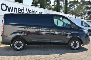 2015 Ford Transit Custom VN 290S Low Roof SWB Black 6 Speed Manual Van