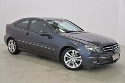 2009 Mercedes-Benz CLC200 Kompressor CL203 Evolution Grey 5 Speed Automatic Coupe
