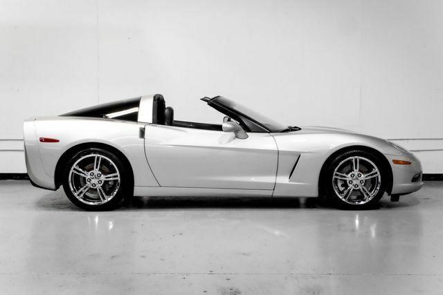 2008 Silver Chevrolet Corvette Coupe  | C6 Corvette Photo 8