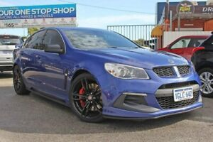 2015 Holden Special Vehicles ClubSport Gen-F2 MY16 R8 LSA Blue 6 Speed Sports Automatic Sedan Rockingham Rockingham Area Preview