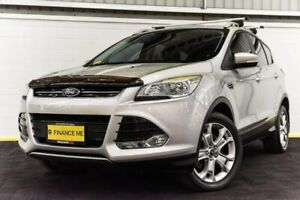 2013 Ford Kuga TF Trend PwrShift AWD Silver 6 Speed Sports Automatic Dual Clutch Wagon Canning Vale Canning Area Preview