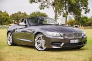 2016 BMW Z4 E89 LCI sDrive35is D-CT Grey 7 Speed Sports Automatic Dual Clutch Roadster Victoria Park Victoria Park Area Preview