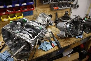 Transmission repair and full rebuild service make it new again