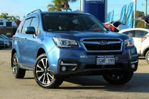2018 Subaru Forester S4 MY18 2.5i-S CVT AWD Blue 6 Speed Constant Variable Wagon Greenfields Mandurah Area Preview