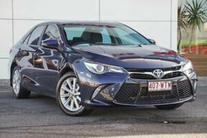 2016 Toyota Camry ASV50R Atara S Blue 6 Speed Sports Automatic Sedan Tweed Heads South Tweed Heads Area Preview