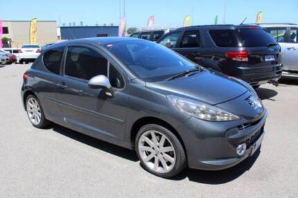 2007 Peugeot 207 Hatchback