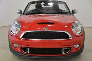 2012 Mini Roadster R59 Cooper S Red 6 Speed Manual Roadster Mansfield Brisbane South East Preview