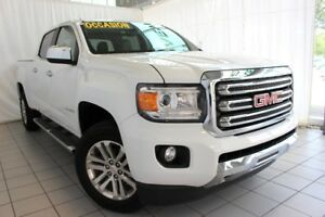 2015 GMC CANYON 4WD CREW CAB *SLT*   *CUIR*, CAMERA, BLUETOOTH