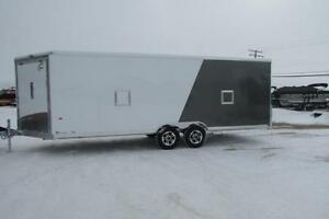 Neo Aluminum 8.5 x 26 (22' box)  Insulated 313529