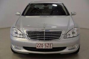 2007 Mercedes-Benz S350 W221 MY08 Silver 7 Speed Automatic Sedan