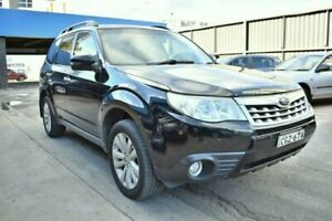 2012 Subaru Forester S3 MY12 XS AWD Premium Black 4 Speed Sports Automatic Wagon Liverpool Liverpool Area Preview