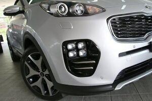 2016 Kia Sportage QL Platinum (AWD) Silver 6 Speed Automatic Wagon Roseville Ku-ring-gai Area Preview