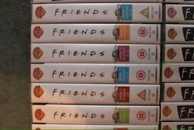 FRIENDS Videos - Every episode from series 1 to series 8