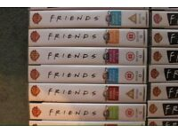 FRIENDS Videos - Every episode from series 1 to series 8 (Kingswood BS15 not Saltford)