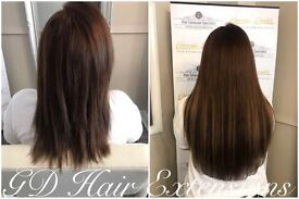Indian hair extensions only £170