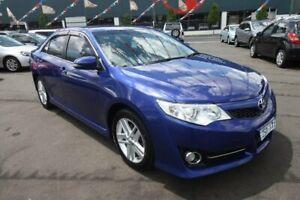 2013 Toyota Camry ASV50R Atara R Blue 6 Speed Sports Automatic Sedan