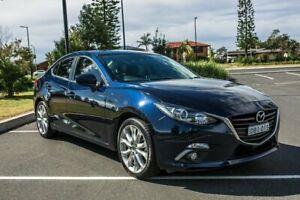2015 Mazda 3 BM5236 SP25 SKYACTIV-MT Blue 6 Speed Manual Sedan Port Macquarie Port Macquarie City Preview