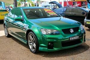 2011 Holden Commodore VE II SV6 Poison Ivy 6 Speed Sports Automatic Sedan Minchinbury Blacktown Area Preview