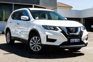 2019 Nissan X-Trail T32 Series II ST X-tronic 2WD White 7 Speed Constant Variable Wagon Victoria Park Victoria Park Area Preview