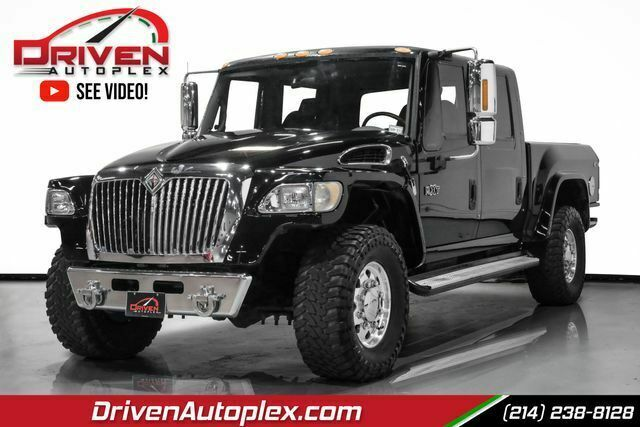 BLACK International MXT with 111083 Miles available now!