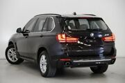 2014 BMW X5 F15 sDrive25d Brown 8 Speed Automatic Wagon Rozelle Leichhardt Area Preview