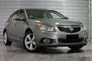 2014 Holden Cruze JH Series II MY14 Equipe Grey 6 Speed Sports Automatic Hatchback Ryde Ryde Area Preview