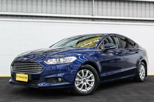 2015 Ford Mondeo MD Ambiente PwrShift Blue 6 Speed Sports Automatic Dual Clutch Hatchback