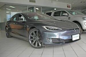 2017 Tesla Model S MY17 75D Grey 1 Speed Automatic Hatchback Victoria Park Victoria Park Area Preview
