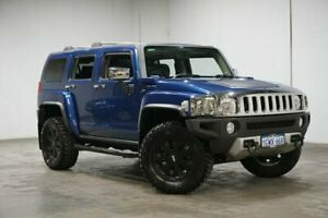 2009 Hummer H3 Adventure Blue 4 Speed Automatic Wagon