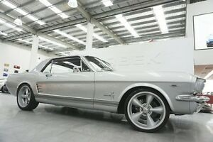 1966 Ford Mustang  Silver 3 Speed Automatic Hardtop Port Melbourne Port Phillip Preview
