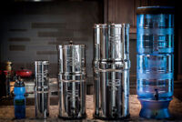 Berkey Water Filtration Systems & Purifiers - FREE Delivery - BP