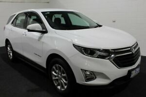 2018 Holden Equinox EQ MY18 LS FWD White 6 Speed Sports Automatic Wagon Glenorchy Glenorchy Area Preview