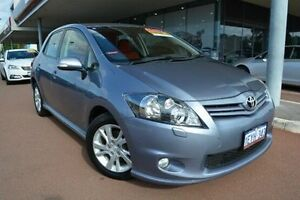 2011 Toyota Corolla ZRE152R MY11 Levin ZR Blue 6 Speed Manual Hatchback Gosnells Gosnells Area Preview