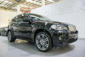 2013 BMW X5 E70 MY13 xDrive 40D Black Sapphire 8 Speed Automatic Wagon Port Melbourne Port Phillip Preview