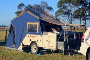 Off Road Camper rugged all Australian Southern Land Croydon Maroondah Area Preview