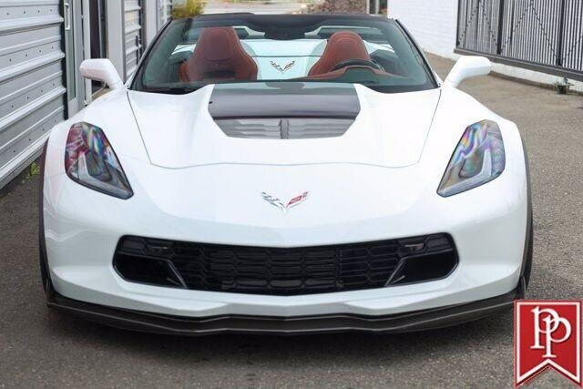 2016 White Chevrolet Corvette Z06 3LZ | C7 Corvette Photo 5