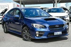 2014 Subaru WRX MY14 (AWD) Blue 5 Speed Manual Sedan