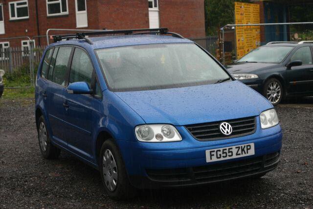 Volkswagen Touran 1 9 TDI (7 seater) | in Wolverhampton, West Midlands |  Gumtree