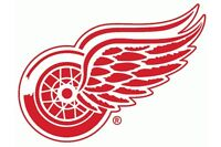DETROIT REDWINGS vs MONTREAL CANADIENS (OCT 17) 4 ROWS AWAY