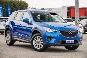 2013 Mazda CX-5 KE1071 MY13 Maxx SKYACTIV-Drive Sport Blue 6 Speed Sports Automatic Wagon Maddington Gosnells Area Preview