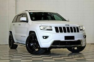 From $180 per week 2013 Jeep Grand Cherokee Wk Overland Diesel Southport Gold Coast City Preview